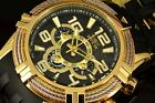 Invicta 50mm Bolt Sea Spider HYBRID Tri Cable Alloy Chronograph Bracelet Watch