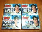 (4) 2000 TOPPS TRADED AND ROOKIES FACTORY SEALED SET MIGUEL CABRERA RC LOT