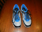 MENS FILA RUNNING SHOES SNEAKERS BLUE SIZE 12