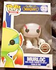 Funko Pop White Murloc #33 World of Warcraft Gamestop Exclusive Retired Sold Out
