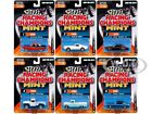 2017 MINT RELEASE 3 SET B SET OF 6 CARS 1 64 DIECAST BY RACING CHAMPIONS
