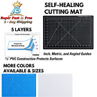 Vantage Self Healing Thick Cutting Mat Cropping Sewing  Crafts Max Durability
