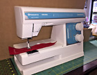 Vintage Husqvarna Viking Classica 100 Sewing Machine newly serviced auth dealer