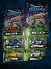 MUSCLE MACHINES SUBARU IMPREZA WRX STI LOT OF 6 164 DIE CAST CARS IMPORT TUNER