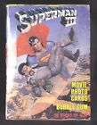 Superman III 1983 Topps SEALED BOX Movie Photo Trading Cards w Bubble Gum NICE