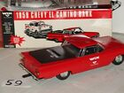 WIX die cast 1959 El Camino and 57' race car