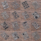Clear Sheet Transparent Silicone Stamp DIY Scrapbooking Card Decor Paper Craft