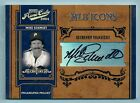 MIKE SCHMIDT 2004 PLAYOFF PRIME CUTS MLB ICONS SIGNATURE AUTOGRAPH AUTO 10