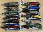 Wholesale Set of 12 Brand New Spring Assisted pocket knife
