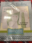 Simply Soakers Babyville Boutique Patterns New in Package for cloth diapers