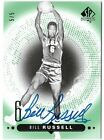BILL RUSSELL 2014 UD SP AUTHENTIC AUTO AUTOGRAPH CARD #5 5!