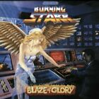 JACK STARR'S BURNING STARR/JACK STARR - BLAZE OF GLORY NEW CD