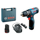 Bosch Li-Ion Combi-Drill Tools Cordless Flexibility Electronic Cell Protection