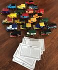The Great American Micro Brewery Beer Matchbox Vintage Delivery Truck Collection