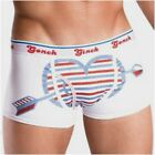 NEW MENS BOYS GINCH GONCH CUPIDITY HEART AS A ROCK SPORTS BRIEF SMALL 28/32 WAIS