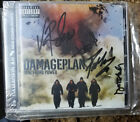 DAMAGEPLAN**New Found Power**Signed**Factory Sealed**Pantera**Dimebag Darrell