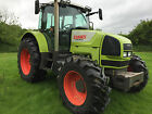 2005 Claas Ares 816RZ Tractor Air Brakes Full 1000 hour Service 164 HP VIDEO