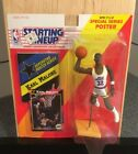 1992 Starting Lineup Karl Malone Utah Jazz Kenner Basketball Figure Sealed