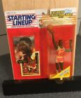 1993 Starting Lineup Dominique Wilkins Atlanta Hawks Kenner Basketball Figurine