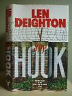 Spy Hook BY Len Deighton HB With DJ 1988 1st 1st Good condition