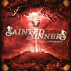 SAINTED SINNERS - BACK WITH A VENGEANCE NEW CD