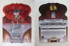 2010-11 Crown Royale #21 Jonathan Toews 1 1 auto RED 1 of 1 autograph