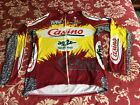 VTG Nalini Casino AG2R Prevoyance cycling jersey Peugeot L ITALY L S AG2