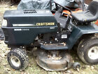 Craftsman riding lawn mower 42 inch mower deck hydro trans155 kohler command