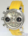 Graham Swordfish Chronograph Stainless Automatic Mens Watch  2SWAS Box/Papers