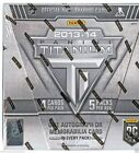 2013-14 PANINI TITANIUM HOCKEY FACTORY SEALED HOBBY BOX NEW