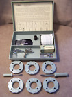 Vintage Sears Kenmore Buttonholer Kit - Incl. Cams and Feet - Model 650 - Used