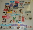 NIP Jolees Boutique  By You Scrapbook Stickers Mixed Lot of 26 packages