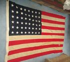 VINTAGE 48 STAR AMERICAN FLAG BY UNION BUNTING 4 X 6