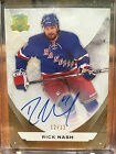 15-16 UD The Cup RICK NASH Auto SSP 12 12