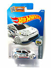 Hot Wheels 2016 12 Ford Fiesta HW Snow Stormers 2/5 #157/250 White Rally Car