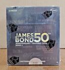 James Bond 50th Anniversary trading cards 2nd Series Rittenhouse sealed box
