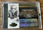 2005 PLAYOFF HONORS ROGER STAUBACH AUTO 071 300 AWARD WINNERS AUTOGRAPH