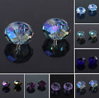 New Faceted 30pcs Rondelle glass crystal 5040 6x8mm Beads U pick colors
