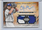 2017 TOPPS TIER ONE CLAYTON KERSHAW AUTO DUAL RELIC PATCH RARE 18 25
