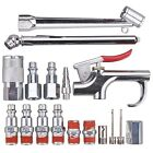 Top Quality Air Tool Accessories Kit, NPT 17 Piece 1/4