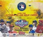 2016 Topps Opening Day Baseball Cards Hobby Box 36 Packs of 7 Cards - Possible