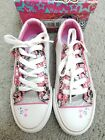 NEW Stride Rite Girl Girls Glitzy Pets Starr dog charm Sneakers LEXI size 2