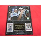 Tom Brady Rob Gronkowski New England Patriots Super Bowl XLIX Champions 2 Card C