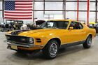 1970 Ford Mustang Mach 1 1970 Ford Mustang Mach 1 23904 Miles Grabber Orange Coupe 351 V8 3 Speed Automat