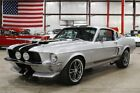 Mustang GT500 1967 Ford Mustang GT500 4852 Miles Silver Coupe 390 V8 Automatic