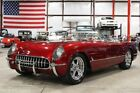 1954 Chevrolet Corvette 1954 Chevrolet Corvette 585 Miles Candy Apple Red Metallic Convertible LS3 V8 5