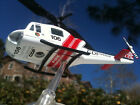 Corgi Bell UH 1B Huey California Dept of Forestry Diecast Helicopter Showcase