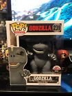 FUNKO POP GODZILLA BLACK AND WHITE NYCC TOY TOKYO EXCLUSIVE WITH PROTECTOR