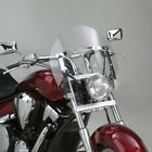 Switchblade Motorcycle Windshield Shorty (Clear) - National Cycle N21705