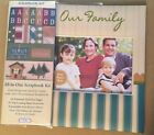 New Our Family Scrapbook Kit T A R Designs